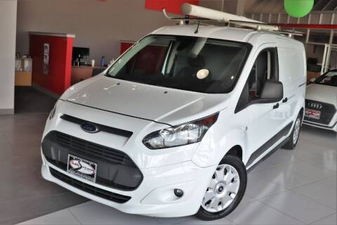 2015 Ford Transit Connect Cargo for sale at Quality Auto Center in Springfield NJ