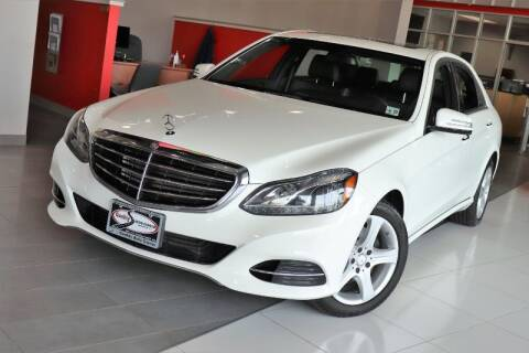 2015 Mercedes-Benz E-Class for sale at Quality Auto Center in Springfield NJ