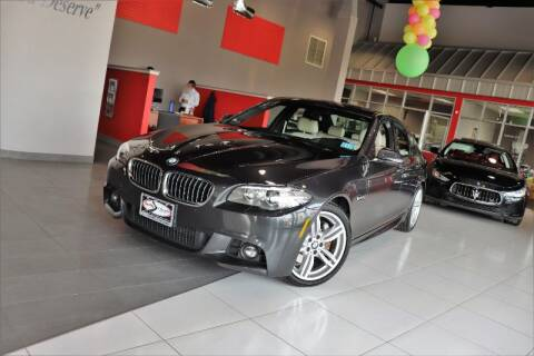 2014 BMW 5 Series for sale at Quality Auto Center in Springfield NJ