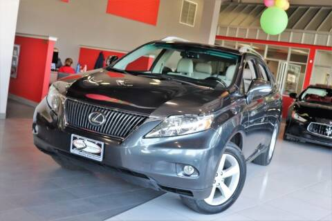 2011 Lexus RX 350 for sale at Quality Auto Center in Springfield NJ