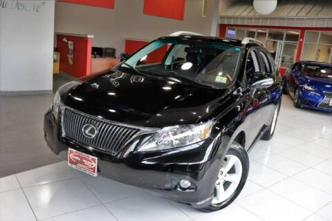 2010 Lexus RX 350 for sale at Quality Auto Center in Springfield NJ