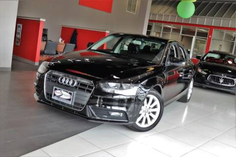 2014 Audi A4 for sale at Quality Auto Center in Springfield NJ