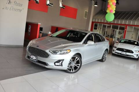 2019 Ford Fusion for sale at Quality Auto Center in Springfield NJ