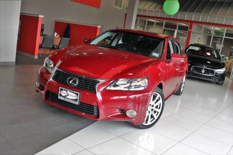 2013 Lexus GS 350 for sale at Quality Auto Center in Springfield NJ