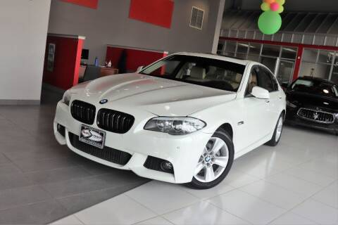 2013 BMW 5 Series for sale at Quality Auto Center in Springfield NJ