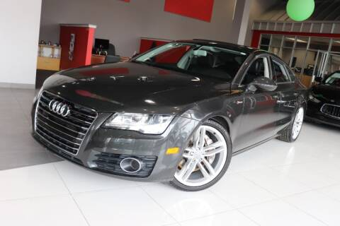 2012 Audi A7 for sale at Quality Auto Center in Springfield NJ