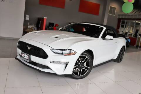 2019 Ford Mustang for sale at Quality Auto Center in Springfield NJ