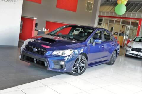 2018 Subaru WRX for sale at Quality Auto Center in Springfield NJ