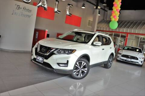 2017 Nissan Rogue for sale at Quality Auto Center in Springfield NJ