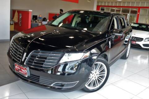 2017 Lincoln MKT for sale at Quality Auto Center in Springfield NJ