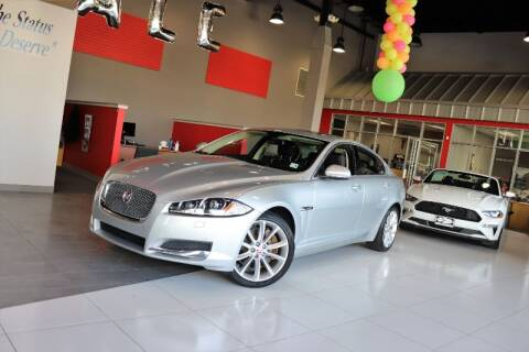 2015 Jaguar XF for sale at Quality Auto Center in Springfield NJ
