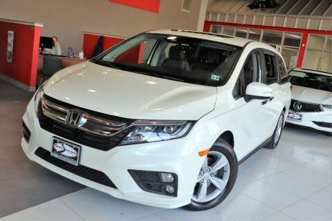2018 Honda Odyssey for sale at Quality Auto Center in Springfield NJ