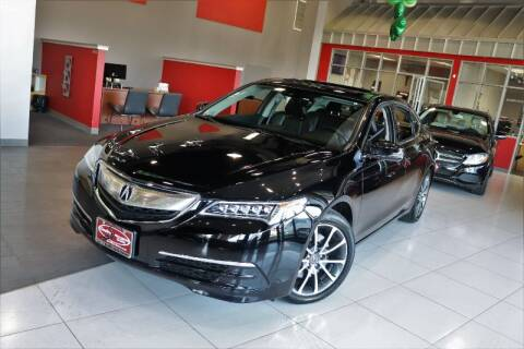 2017 Acura TLX for sale at Quality Auto Center in Springfield NJ