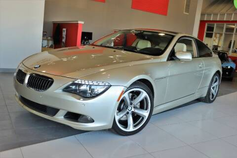 2008 BMW 6 Series for sale at Quality Auto Center in Springfield NJ