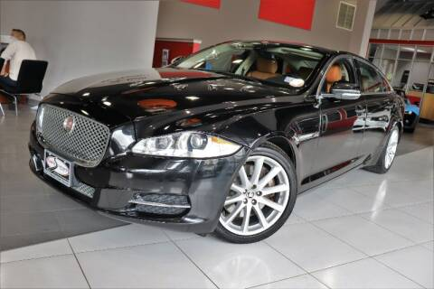 2014 Jaguar XJL for sale at Quality Auto Center in Springfield NJ