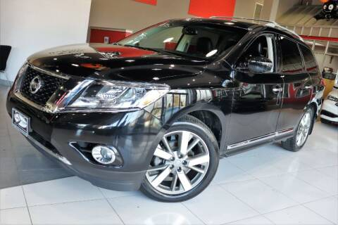 2015 Nissan Pathfinder for sale at Quality Auto Center in Springfield NJ