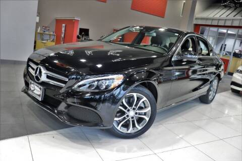 2017 Mercedes-Benz C-Class for sale at Quality Auto Center in Springfield NJ