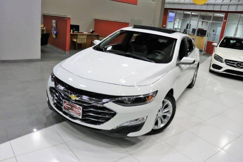 2020 Chevrolet Malibu for sale at Quality Auto Center in Springfield NJ