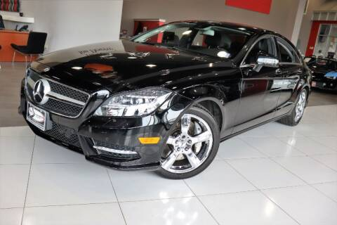 2014 Mercedes-Benz CLS for sale at Quality Auto Center in Springfield NJ