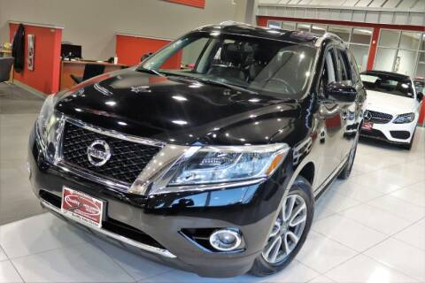 2014 Nissan Pathfinder for sale at Quality Auto Center in Springfield NJ