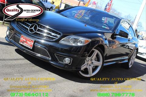2010 Mercedes-Benz CL-Class for sale in Springfield, NJ