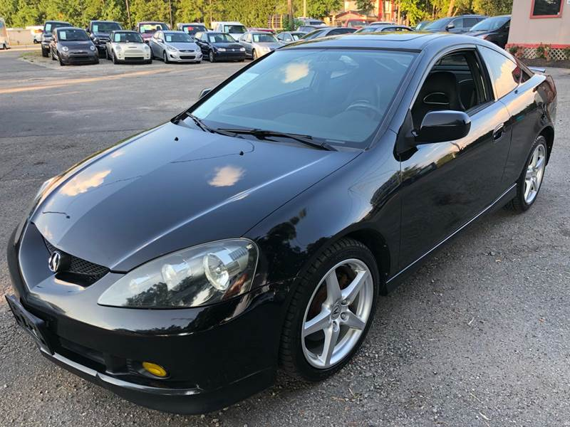 Acura Rsx TypeS Dr Hatchback In Garner NC Atlantic Auto Sales - 2006 acura rsx type s for sale