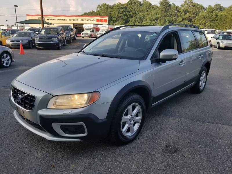 2008 volvo xc70 awd 3 2 4dr wagon in garner nc atlantic auto sales. Black Bedroom Furniture Sets. Home Design Ideas