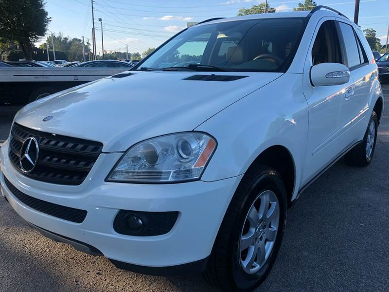 2006 Mercedes Benz M Class Awd Ml 350 4matic 4dr Suv In Garner Nc