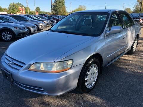 2002 Honda Accord For Sale In Garner, NC