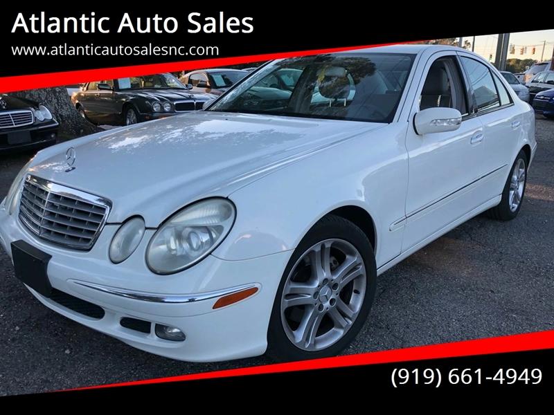 Atlantic Auto Sales >> Atlantic Auto Sales Used Cars Garner Nc Dealer
