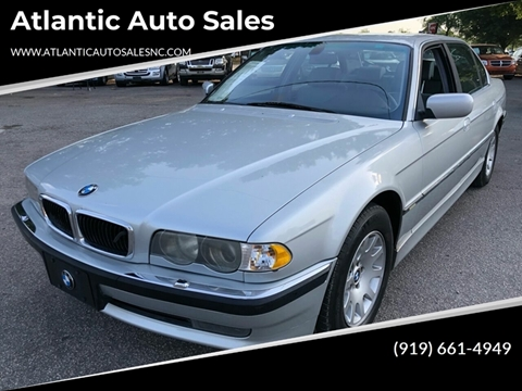 2001 BMW 7 Series for sale in Garner, NC