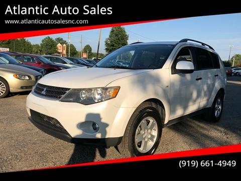 Mitsubishi For Sale in Garner, NC - Atlantic Auto Sales