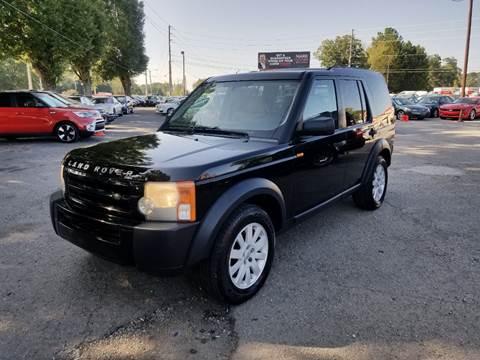 2006 Land Rover LR3 for sale in Garner, NC