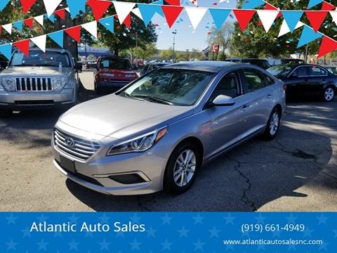 2015 Hyundai Sonata for sale in Garner, NC