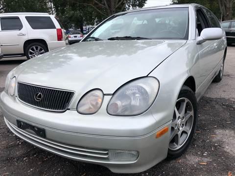 2000 Lexus GS 400 for sale in Garner, NC