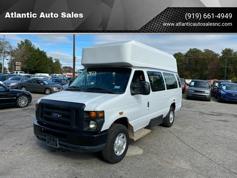 2011 Ford E-Series Cargo for sale in Garner, NC