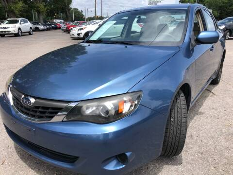 2009 Subaru Impreza for sale at Atlantic Auto Sales in Garner NC