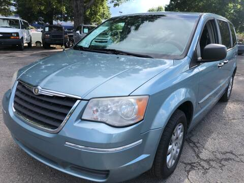2008 Chrysler Town and Country for sale at Atlantic Auto Sales in Garner NC