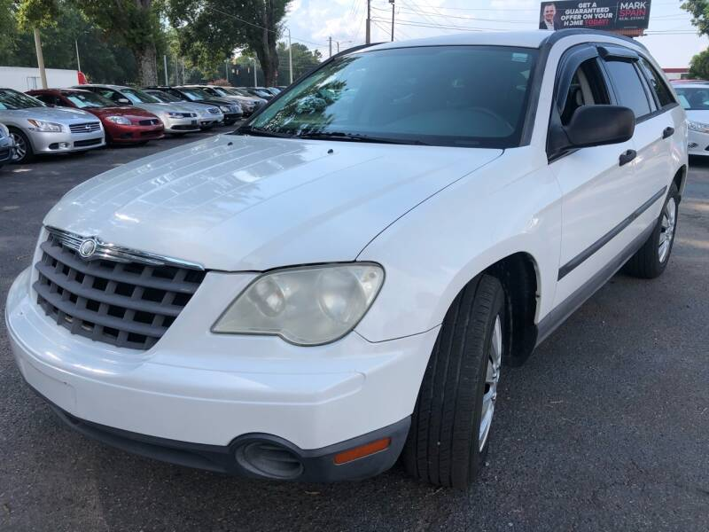 2007 Chrysler Pacifica for sale at Atlantic Auto Sales in Garner NC