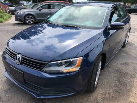 2014 Volkswagen Jetta for sale at Atlantic Auto Sales in Garner NC