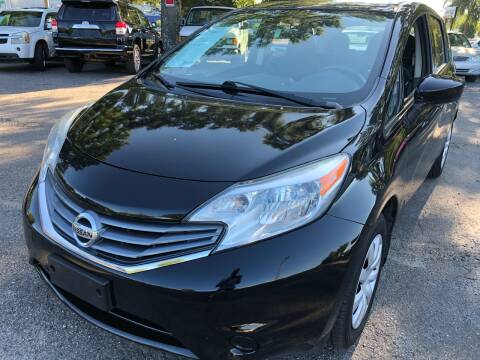 2015 Nissan Versa Note for sale at Atlantic Auto Sales in Garner NC