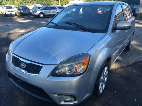 2011 Kia Rio5 for sale at Atlantic Auto Sales in Garner NC