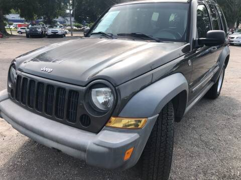 2005 Jeep Liberty for sale at Atlantic Auto Sales in Garner NC