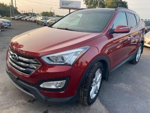 2014 Hyundai Santa Fe Sport for sale at Atlantic Auto Sales in Garner NC