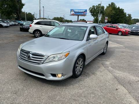 2011 Toyota Avalon for sale at Atlantic Auto Sales in Garner NC