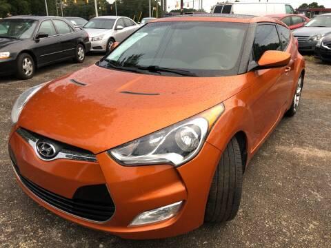 2012 Hyundai Veloster for sale at Atlantic Auto Sales in Garner NC