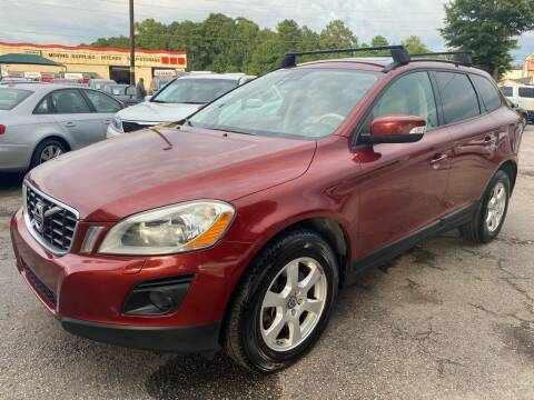 2010 Volvo XC60 for sale at Atlantic Auto Sales in Garner NC