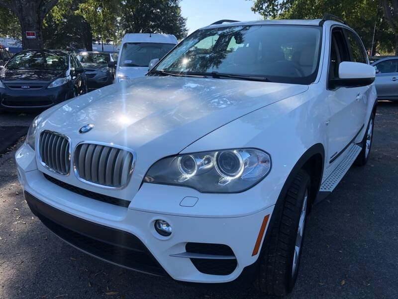 2013 BMW X5 for sale at Atlantic Auto Sales in Garner NC