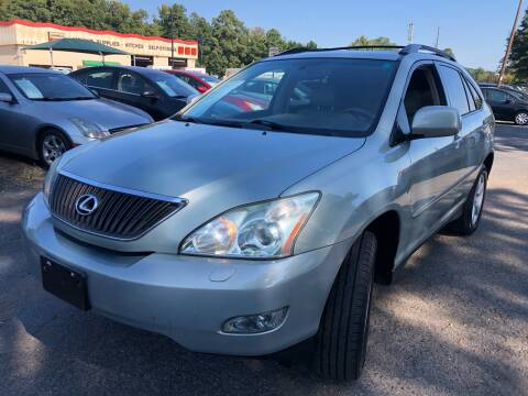 2007 Lexus RX 350 for sale at Atlantic Auto Sales in Garner NC