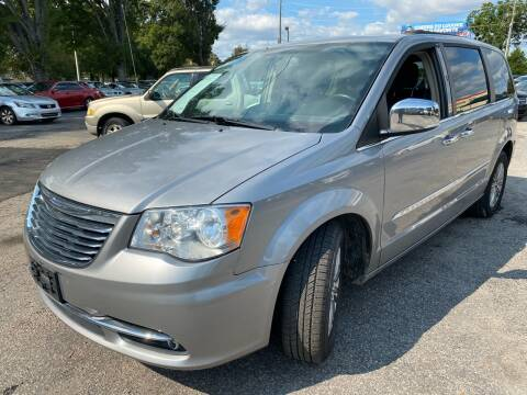 2015 Chrysler Town and Country for sale at Atlantic Auto Sales in Garner NC